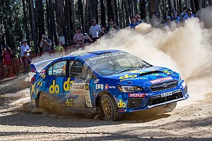 Team switch for Subaru's factory Australian rally campaign