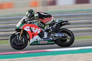 MotoGP Test Test Qatar, Giorno 3, Ore 15: solo Crutchlow ha un tempo dopo 2 ore
