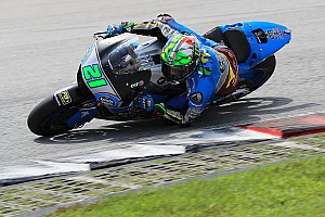 """MotoGP Noticias de última hora Morbidelli: """"Fue muy fuerte cruzarme con Rossi y seguirle dos curvas"""""""