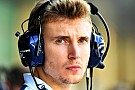 Formula 1 Sirotkin now favourite for 2018 Williams drive