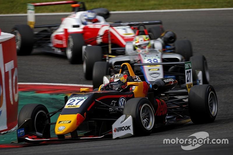 Євро Ф3 у Сільверстоуні: Тіктем здобув перемогу в першій гонці