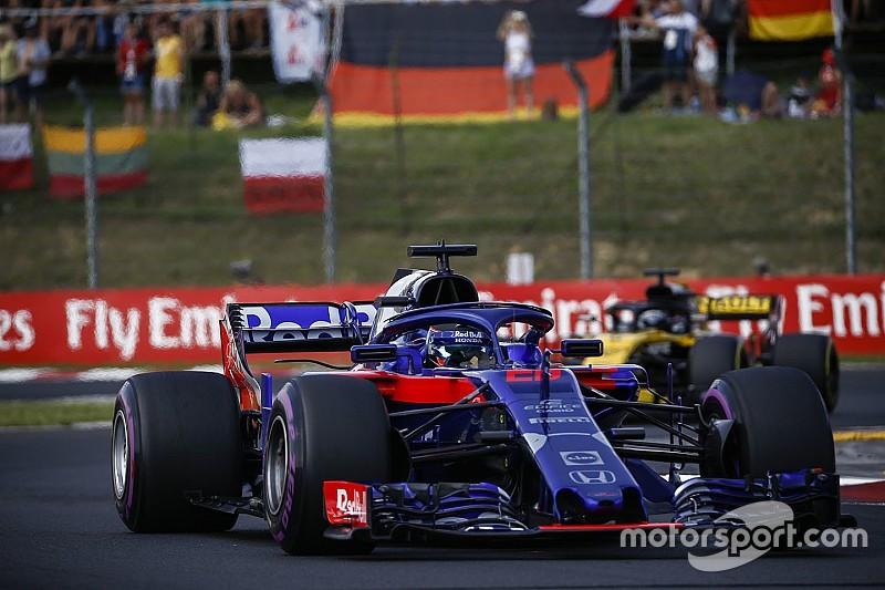 Red Bull, Toro Rosso kaynaklarının %53'ünü sağlıyor
