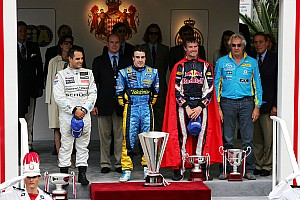 Fórmula 1 Galería Todos los ganadores del GP de Mónaco: la corona de la F1