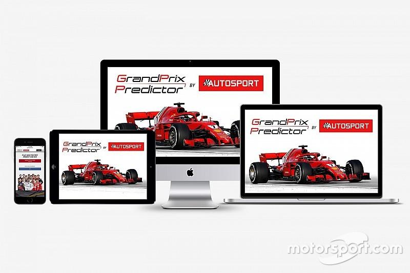 Anzeige: Autosport Grand Prix Predictor: Jetzt für F1 in Bahrain Sieger-Tipp abgeben!