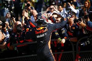Формула 1 Новость Риккардо готов остаться в Red Bull. Но с одним условием