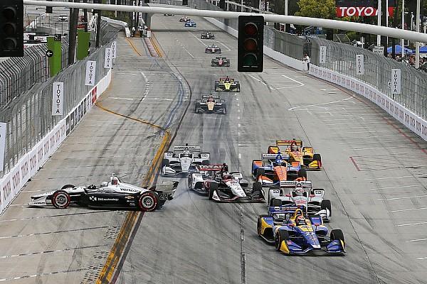 IndyCar Reaktion Pagenaud ärgert sich über Rahal: