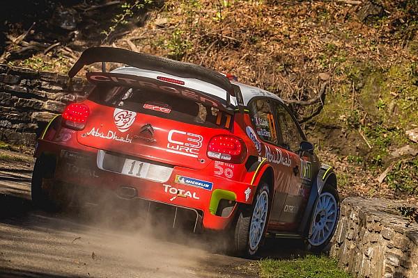 WRC Ultime notizie Citroen: in Argentina arriva il nuovo assale posteriore delle C3 WRC
