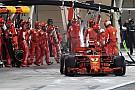 FIA multa a Ferrari por el incidente en boxes