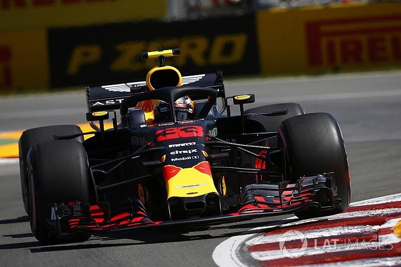 加拿大大奖赛FP1:维斯塔潘领跑圈速榜,霍肯伯格引发红旗