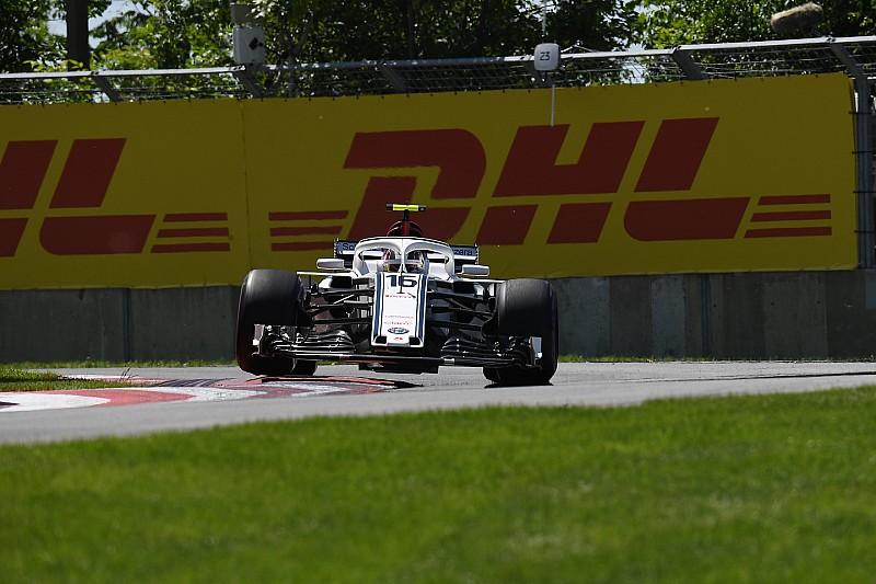 Леклер здивувався, коли випередив обидва McLaren