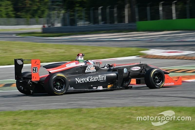 F2000 Italian Trophy: vittoria all'ultimo respiro per Bracalente a Monza
