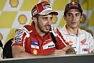 """Dovizioso: """"Hemos hecho que la gente crea que la Ducati es mejor que las demás"""""""
