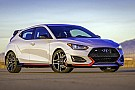 Auto Hyundai étoffe sa gamme sportive