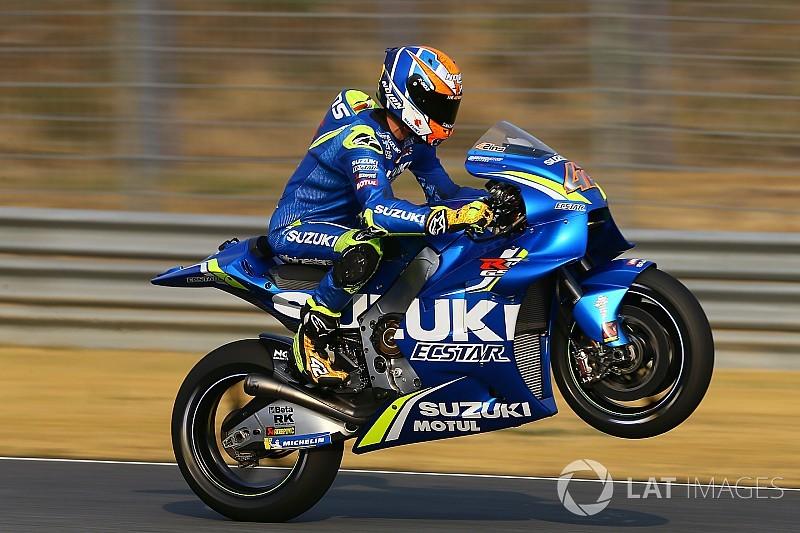 """Rins centra la top 5 ed esalta la Suzuki: """"Siamo sulla strada giusta"""""""