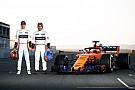 Forma-1 A McLaren-Renault részletei, közelről: Halo, légterelők, megoldások…