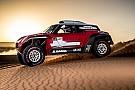 Dakar Dakar 2018: la Mini sfida la Peugeot con un buggy 2 ruote motrici