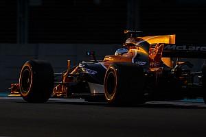 Formel 1 2017 in Abu Dhabi: Das Trainingsergebnis in Bildern
