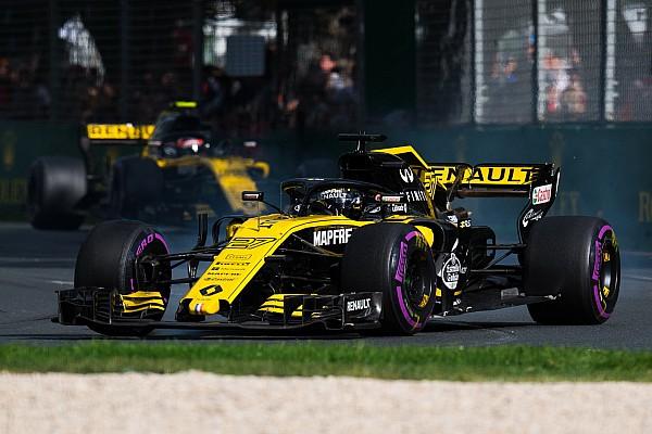 Formula 1 Renault üç büyük takıma göre nerede eksik olduğunu biliyor