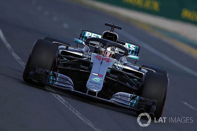 """Hamilton: """"Izgalmas"""", hogy a riválisok utolérik a Mercedest"""