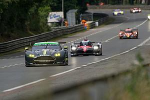 24 heures du Mans Interview Dalla Lana