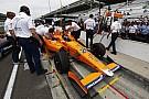 IndyCar Motorwissel Alonso voor kwalificatie Indy 500