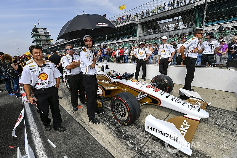 35-plus entries likely for 2018 Indy 500
