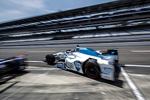 IndyCar Jelentés a szabadedzésről Indy 500: Marco Andretti az élen, Alonso a középmezőnyben az első teljes létszámos gyakorláson