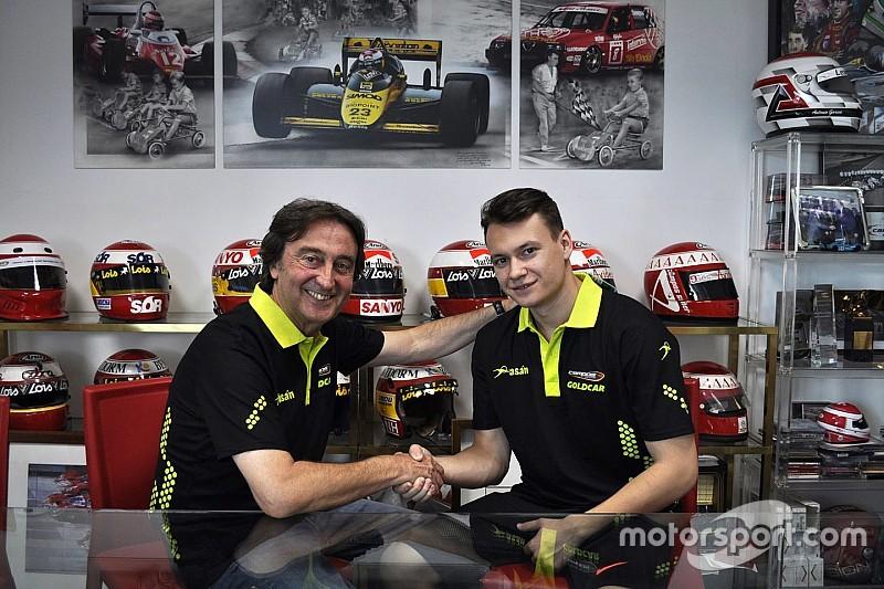 Visoiu resmi membalap bersama Campos Racing