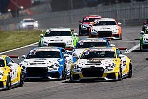 Stop/Go Livefeed Ismét egy nagy bukás az Audi TT Cupban