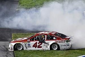 NASCAR Cup Rennbericht NASCAR: Kyle Larson siegt in Richmond – Playoff-Feld 2017 steht