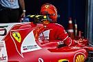 Formule 1 Battu par Vettel, Räikkönen économise ses mots