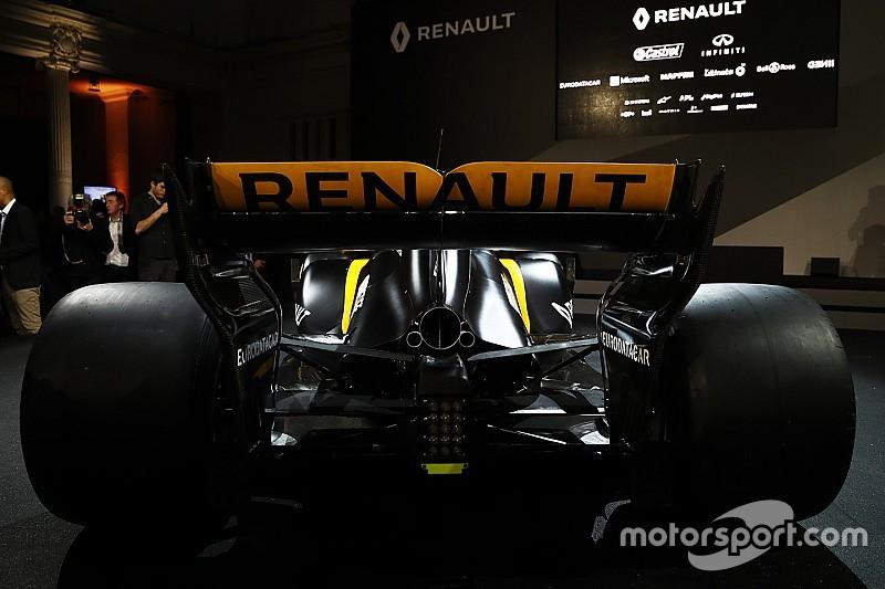Новий двигун Renault на 95 відсотків відрізняється від минулорічного