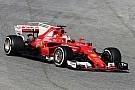 Vettel lidera, Bottas domina y Alonso sufre en la primera mañana de test