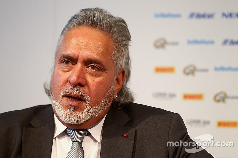 Маллья продовжить представляти Індію у FIA