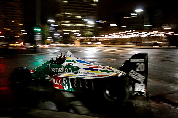Lowndes to drive F1 car in Adelaide