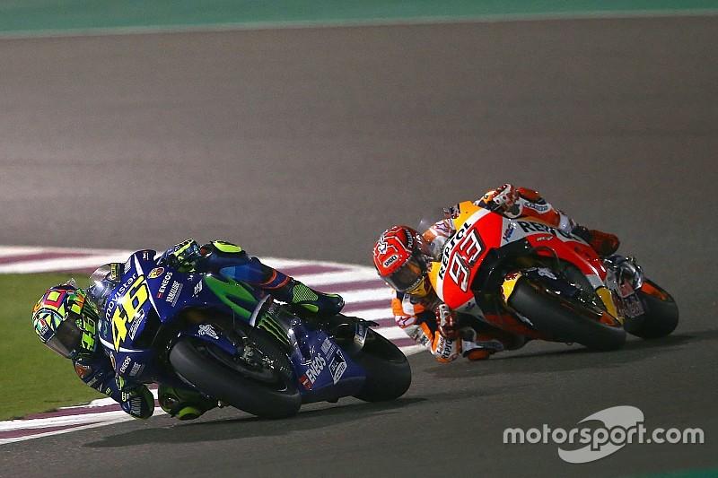 """Lorenzo: """"A ver cuántos pilotos con 38 años van tan rápido como Rossi"""""""