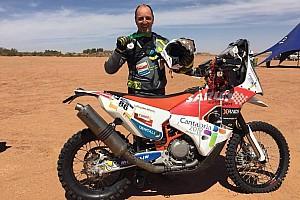 Cross-Country Rally Noticias de última hora Chus Puras repite aventura motera en la Baja Aragón