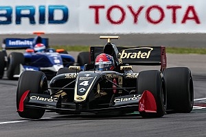 Formula V8 3.5 Reporte de la carrera Segundo triunfo de Fittipaldi en México