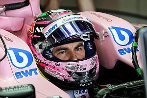 Formule 1 Actualités Force India débute les discussions pour prolonger Pérez