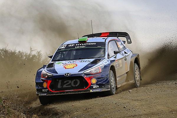 WRC Preview Hyundai in Argentina punta a vincere ancora con Hayden Paddon