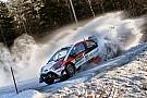 WRC Swedia: Latvala antar Toyota juara