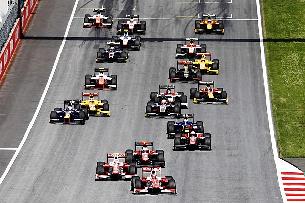 FIA F2 Breaking news Jadwal kalender resmi Formula 2 2018