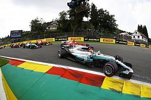 Formule 1 Diaporama GP de Belgique - Les 25 meilleures photos de la course