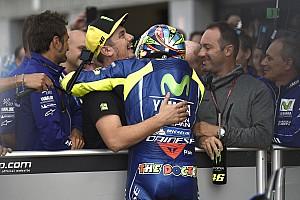 MotoGP Важливі новини Довіціозо: Россі був змушений ізолювати себе від інших