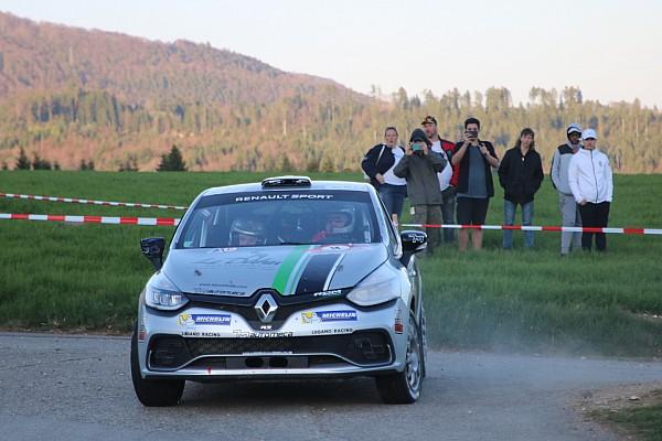 Clio R3T Alps Trophy : Une victoire supplémentaire au palmarès de Florian Gonon