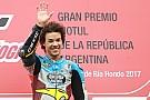 Moto2 Valentino esalta Morbidelli: