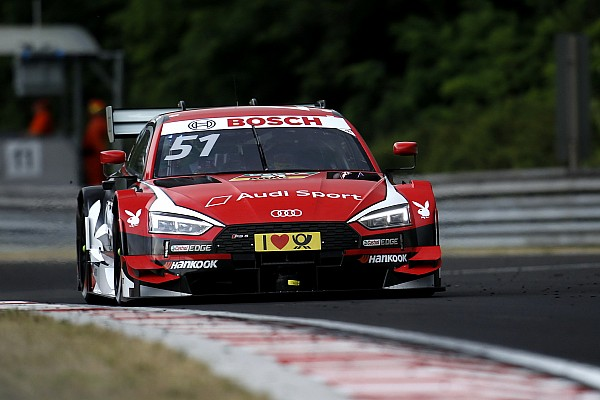 DTM DTM 2017 in Moskau: Marco Wittmann wirft Audi