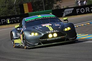 Le Mans News Andy Palmer: Aston Martin in Le Mans, solange ich da bin