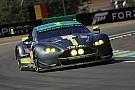 Le Mans Andy Palmer: Aston Martin in Le Mans, solange ich da bin