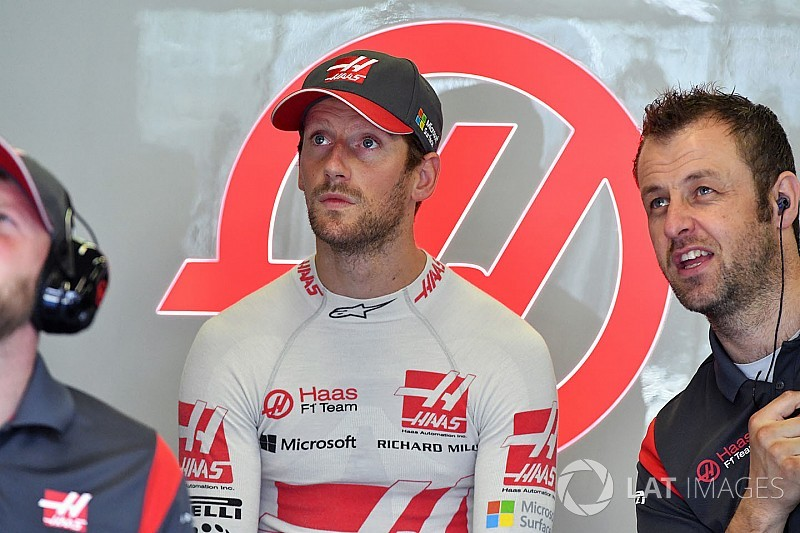 "Grosjean must rein in ""frustration"" to earn top F1 drive"